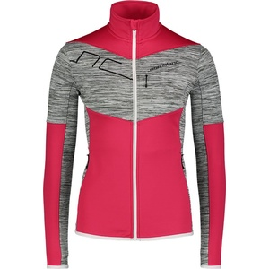 Damen Sweatshirt NORDBLANC TEILWEISE pink NBWFL6970_RUV, Nordblanc