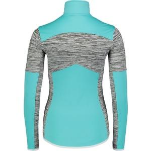 Damen Sweatshirt NORDBLANC TEILWEISE blue NBWFL6970_TYR, Nordblanc