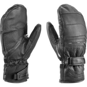 Handschuhe LEKI Aspen S Mitten black 634-82153, Leki