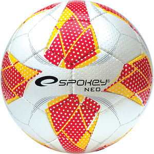 Ball Spokey NEO FUTSAL II red č.4, Spokey