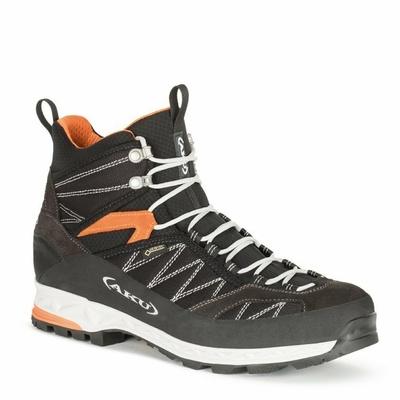 Herren Schuhe AKU Tengu Lite GTX schwarz / orange, AKU