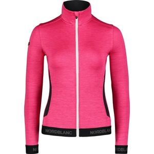 Damen Sweatshirt Nordblanc Betrachten NBSFL7156_RUV, Nordblanc