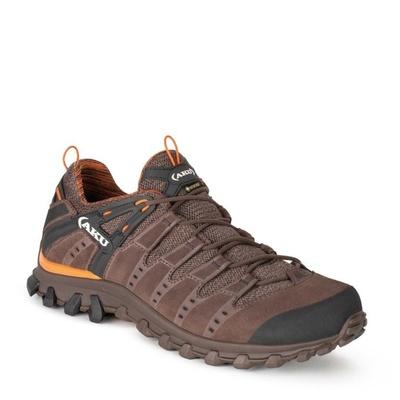 Herren Schuhe AKU Alterra Lite GTX braun / orange, AKU