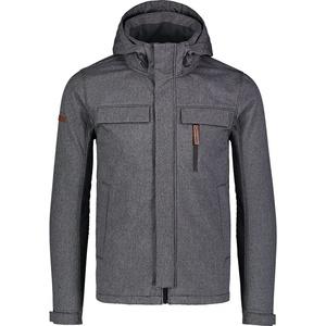 Herren warm softshell Jacke Nordblanc Griff NBWSM7173_GRA, Nordblanc