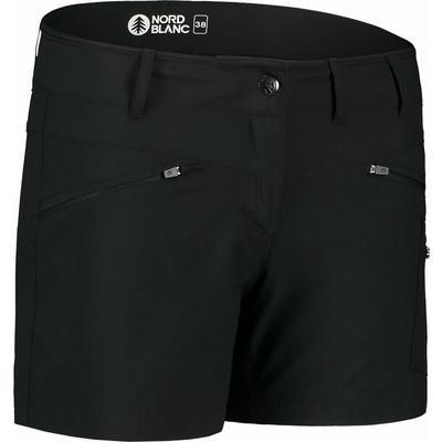 Leichtgewichtige Frauen outdoor-Shorts NORDBLANC Einfachheit NBSPL7418_CRN, Nordblanc