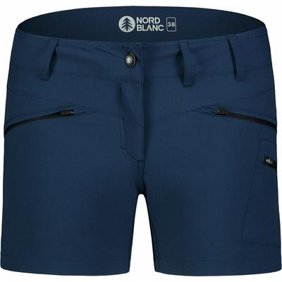 Leichtgewichtige Frauen outdoor-Shorts NORDBLANC Einfachheit NBSPL7418_NOM