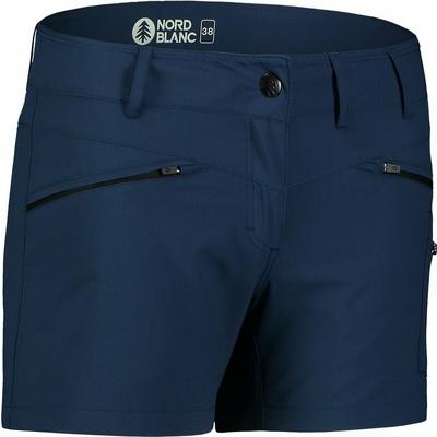 Leichtgewichtige Frauen outdoor-Shorts NORDBLANC Einfachheit NBSPL7418_NOM, Nordblanc