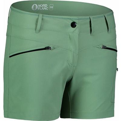 Leichtgewichtige Frauen outdoor-Shorts NORDBLANC Einfachheit NBSPL7418_PAZ, Nordblanc
