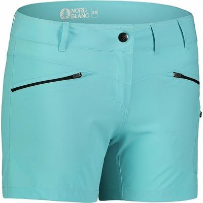 Leichtgewichtige Frauen outdoor-Shorts NORDBLANC Einfachheit NBSPL7418_PLM, Nordblanc