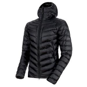 Herren Jacke Mammut Breit Peak IN Hooded Jacket Men black phantom 00189 (1013-00260), Mammut