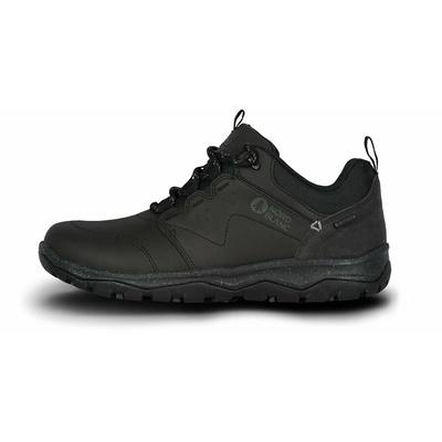 Leder für Frauen outdoor-Stiefel Nordblanc Don NBSH7442_BLK