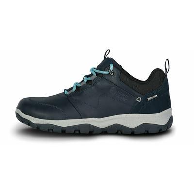 Leder für Frauen outdoor-Stiefel Nordblanc Don NBSH7442_NVY