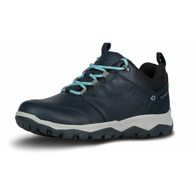 Leder für Frauen outdoor-Stiefel Nordblanc Don NBSH7442_NVY, Nordblanc