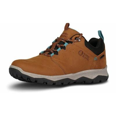 Leder für Frauen outdoor-Stiefel Nordblanc Don NBSH7442_TAN, Nordblanc