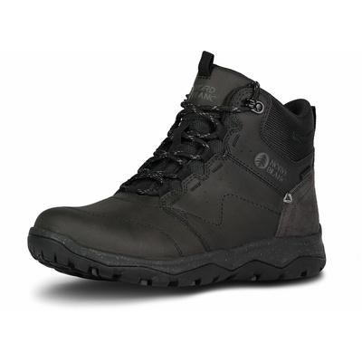 Leder für Frauen outdoor-Stiefel Nordblanc Prima dona NBSH7443_BLK, Nordblanc