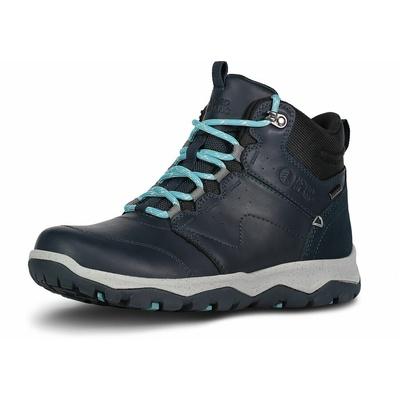 Leder für Frauen outdoor-Stiefel Nordblanc Prima dona NBSH7443_NVY, Nordblanc