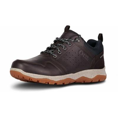Herren Leder Outdoor-Stiefel Nordblanc Primo NBSH7444_BRN, Nordblanc