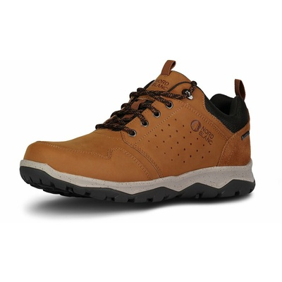 Herren Leder Outdoor-Stiefel Nordblanc Primo NBSH7444_TAN, Nordblanc