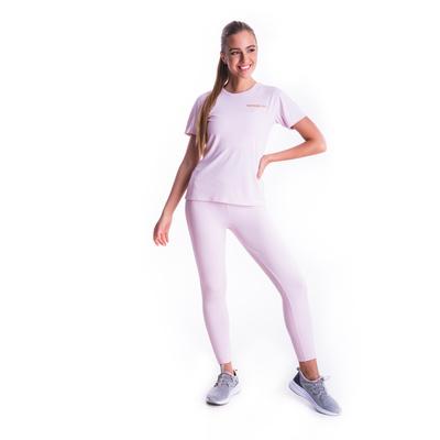 Frauen funktional t-shirt Nordblanc Ausbildung Rosa NBSLF7450_BRR, Nordblanc