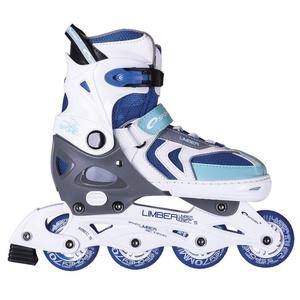 In-line Skates Spokey LIMBER white, Spokey