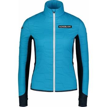 Frauensport Jacke Nordblanc Treppe blau NBWJL7551_KLR, Nordblanc
