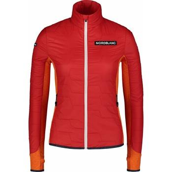 Frauensport Jacke Nordblanc Treppe rot NBWJL7551_MOC, Nordblanc