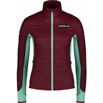 Frauensport Jacke Nordblanc Treppe Burgund NBWJL7551_PLU, Nordblanc