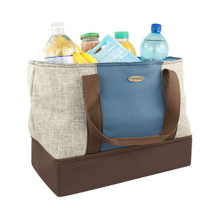 Kühl Tasche Campingaz Compartment Hot / Kühltasche 20L Dual, Campingaz