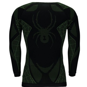 Tank Top Spyder Men `s Captain (Boxed) Seamless L/S 787210-018, Spyder