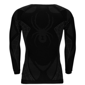 Tank Top Spyder Men `s Captain (Boxed) Seamless L/S 787210-001, Spyder