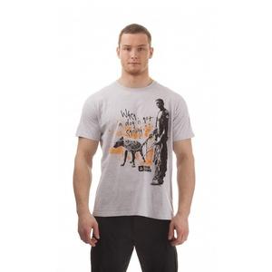 T-Shirt Nordblanc Hyäne NBSMT5094_SVM, Nordblanc