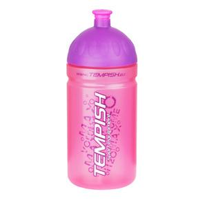Sport- Flasche Tempish BIDON 0,5l mit stopfen Pink, Tempish