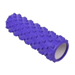 Massage- Rolle Yate 45 x15 cm violett, Yate