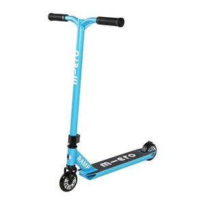Kinder freestylová Scooter Micro Ramp Cyan, Micro
