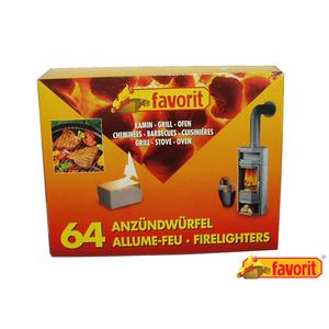 Fest Feueranzünder Favorit 64 St. 1249, Favorit