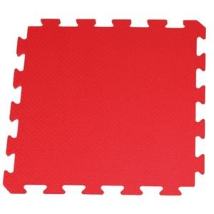 Unterlage Yate Fitness Homefloor 50x50x1,5cm red, Yate