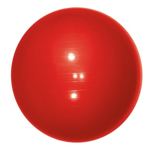 Gymnastic Ball Yate Gymball - 65 cm red