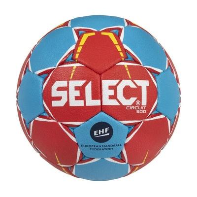 Kugel für handball Select HB Schaltung rot und blau, Select