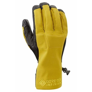 Handschuhe Rab Axis Handschuh Dark schwefel, Rab