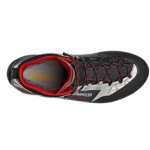 Schuhe Asolo Freney XT GV Schwarz / Silber A386, Asolo