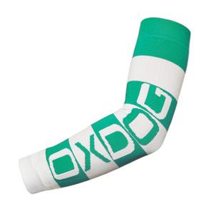 Ärmel OXDOG GAMA Armstrumpf grün / weiß, Oxdog