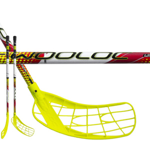 Floorball Stock WOOLOC WINNER 3.2 red 75 ROUND NB, Wooloc