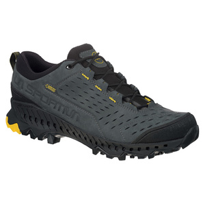 Schuhe La Sportiva Hyrax GTX Men kohlenstoff / gelb, La Sportiva