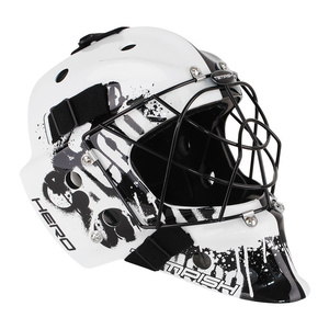Torwart- Maske Tempish Hero color senior white, Tempish