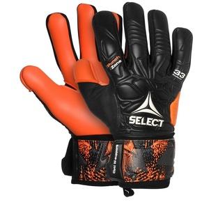 Torwart Handschuhe Select GK handschuhe 33 Allround Negative Cut schwarz Orange, Select