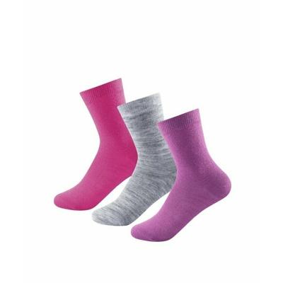 Socken Devold DAILY LIGHT KID SOCK 3 Pack SC 592 023 A 181A