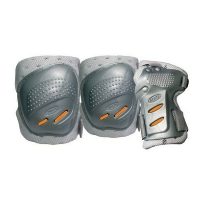 Protektoren Tempish Cool Maxa 3 silber/orange