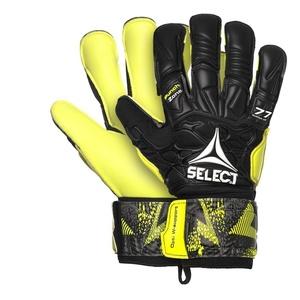 Torwart Handschuhe Select GK handschuhe 77 Super Grip Hyla schneiden schwarz yellow