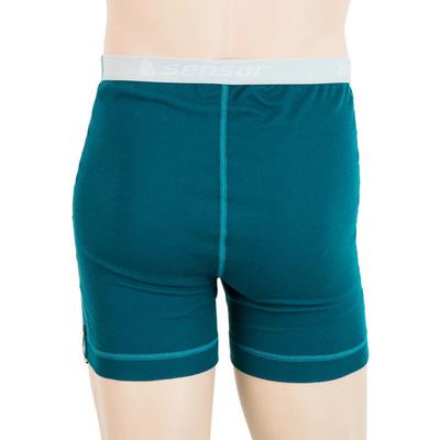 Herren shorts Sensor Double Face saphir 16200048, Sensor