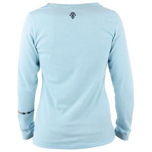 T-Shirt Rafiki Therapy Canal blue, Rafiki